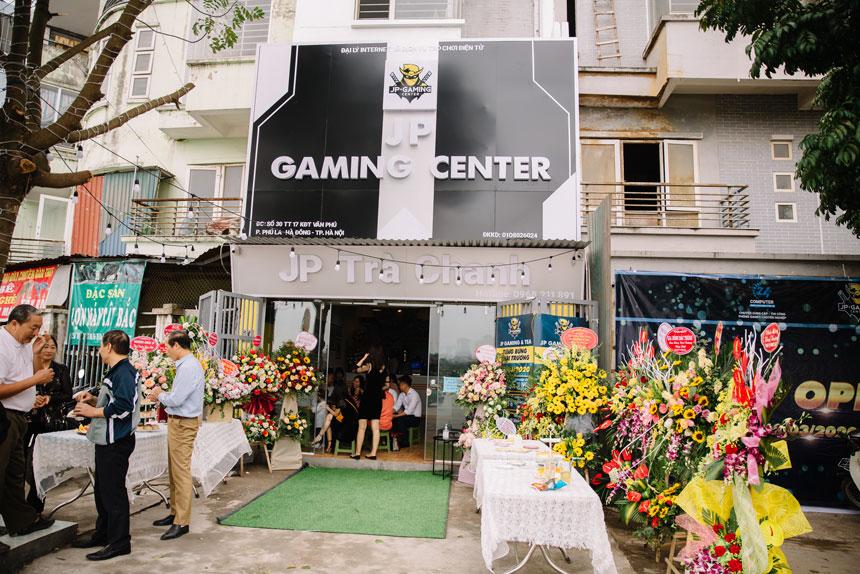 Địa chỉ JP Gaming Center