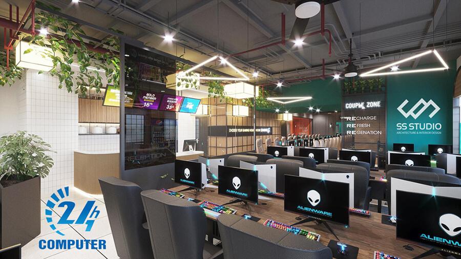 Dự án Gaming X Cổ Nhuế - Hà Nội