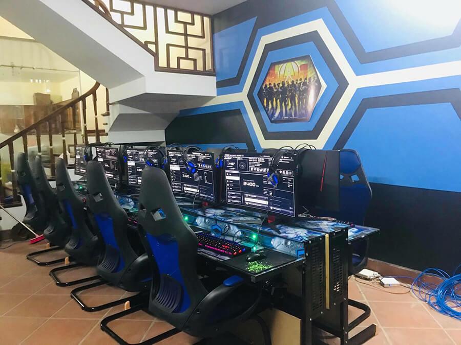 Đơn vị lắp đặt phòng net uy tín ở Quảng Ninh