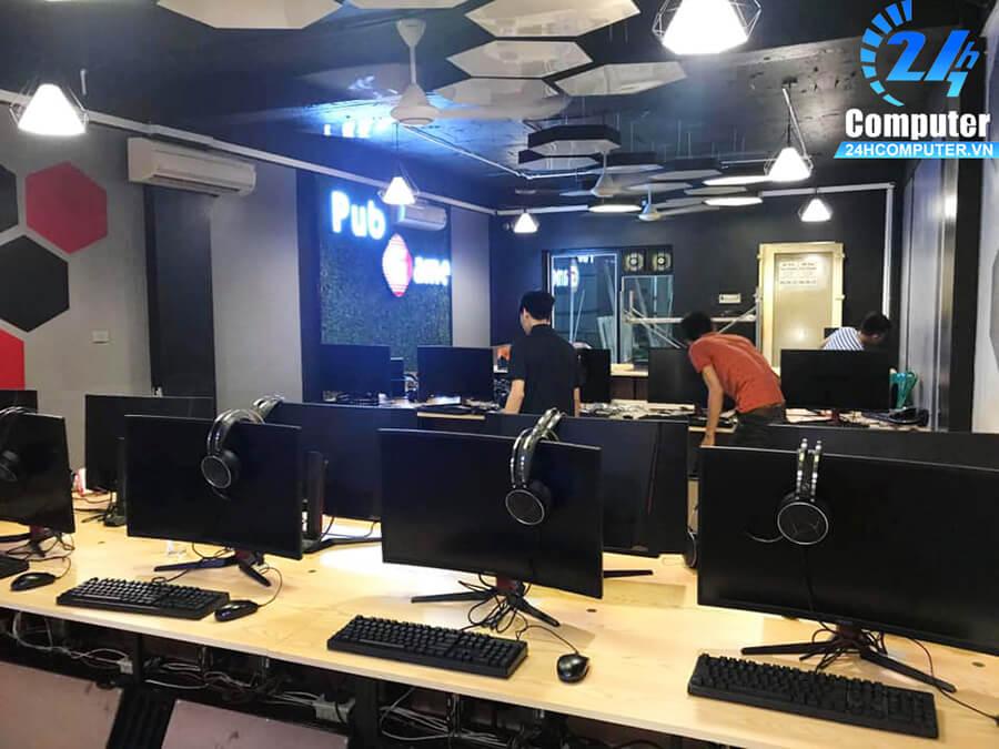 PUD GAMES - Số 272 Khương Đình - Thanh Xuân - HN