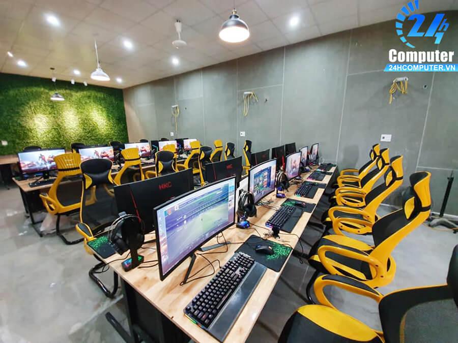 100 máy Cyber Game Vip tại Vua – GAMES - Đông Anh – Hà Nội