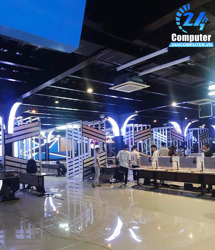 TA Esports Stadium - Số 192 Hai Bà Trưng Street - Thái Bình