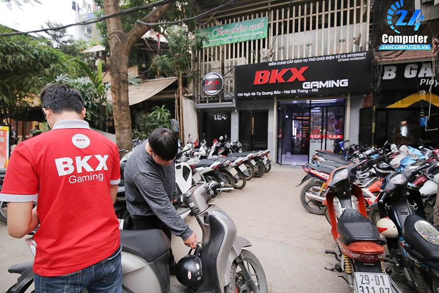 BKX GAMING - 104 Ngõ 48 - Tạ Quang Bửu - Hai Bà Trưng - Hà Nội