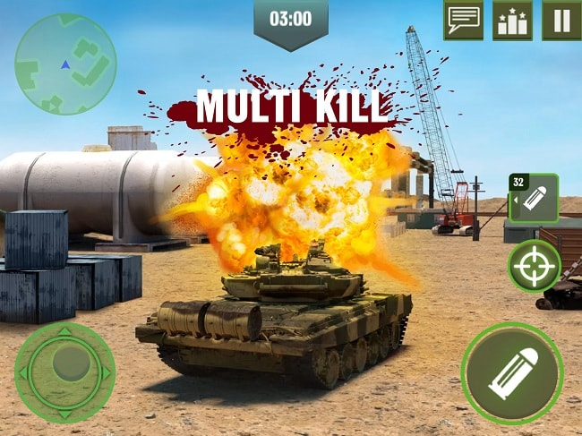 Top những game xe tăng chiến đấu dành cho PC online miễn phí