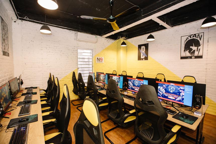JP Gaming Tầng 1